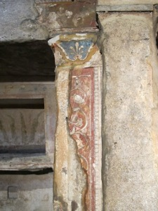 column detail (late 1st century)