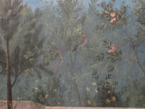 detail, triclinium of Livia