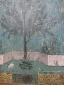 detail, triclinium of Livia, Palazzo Massimo alle Terme