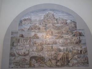 Nile mosaic, Palestrina