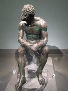 The Boxer, Palazzo Massimo alle Terme